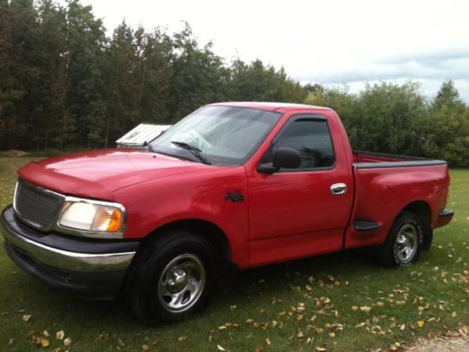 2000 ford f 150 pickup truck for sale in rocky mountain. Black Bedroom Furniture Sets. Home Design Ideas
