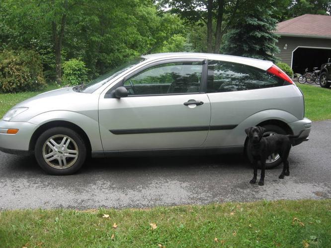 2000 ford focus zx3 hatchback for sale in harrowsmith. Black Bedroom Furniture Sets. Home Design Ideas