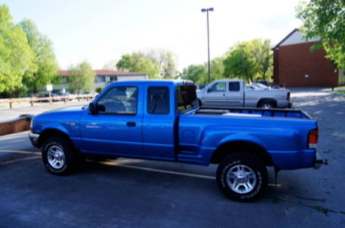 2000 Ford Ranger Pickup Truck For Sale In Winnipeg