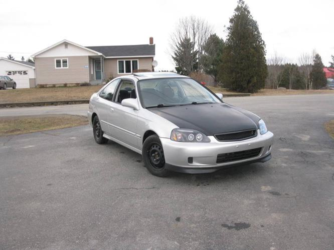 2000 Honda Civic 0 60