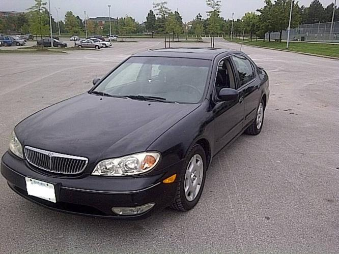 2000 infiniti i30 sedan for sale in mississauga ontario. Black Bedroom Furniture Sets. Home Design Ideas