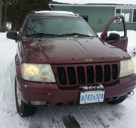 2000 jeep - $1