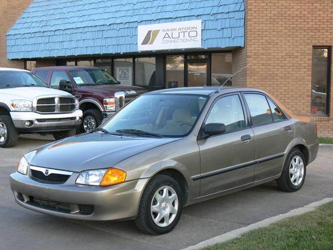 2000 mazda protege manual transmission
