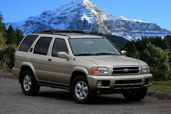 2000 nissan pathfinder le top model 4x4 5000 for sale in burnaby british columbia all. Black Bedroom Furniture Sets. Home Design Ideas