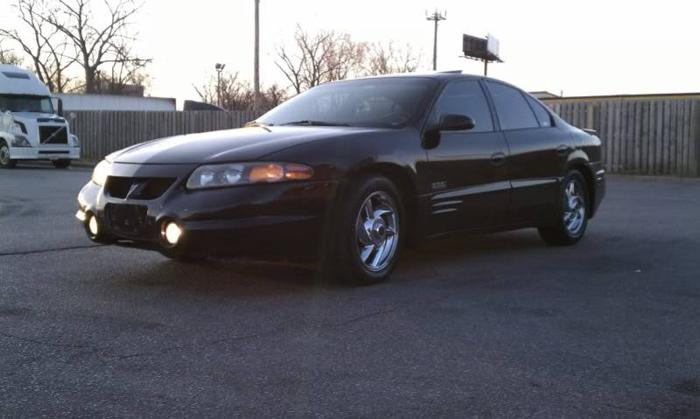 2000 pontiac bonneville ssei supercharged sedan for sale. Black Bedroom Furniture Sets. Home Design Ideas