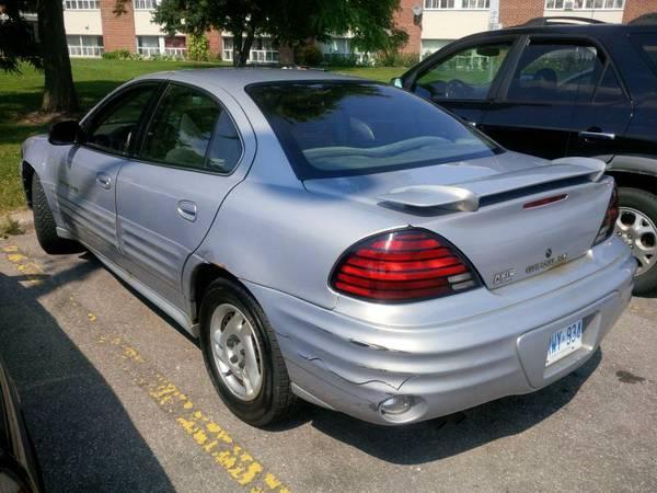 2000 Pontiac Grand Am $800 OBO - $800