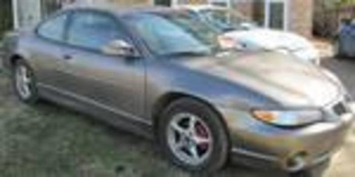 2000 Pontiac Grand Prix GT Coupe