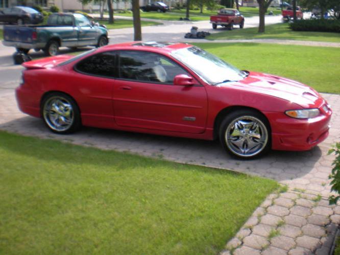 Pontiac Grand Prix Gtp Coupe