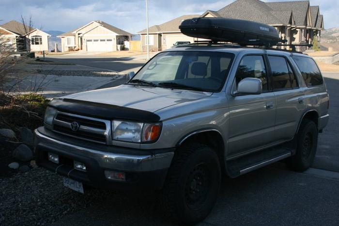 2000 toyota 4runner sr5 suv for sale in kamloops british columbia all cars in. Black Bedroom Furniture Sets. Home Design Ideas