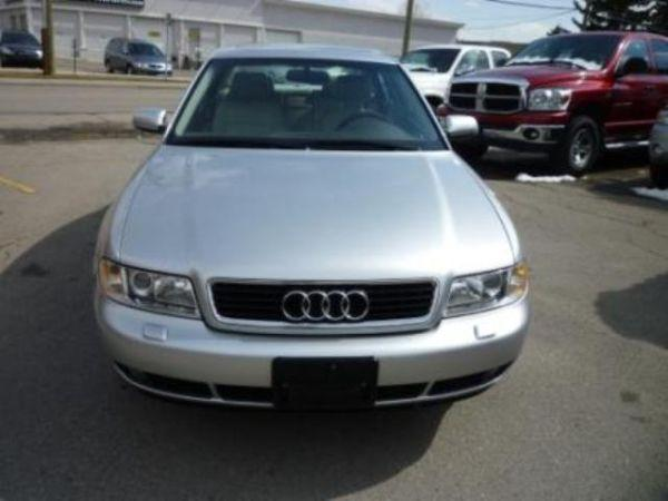 2001 Audi A4 1.8T QUATTRO/SPORT MODEL/LEATHER/AUTO Sedan - $6995