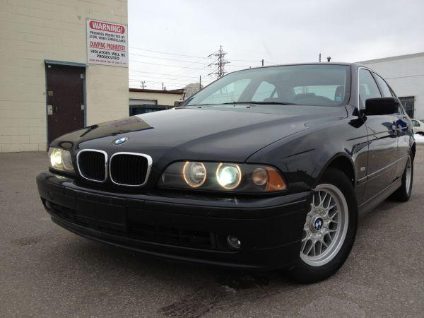 2001 BMW 525I AUTOMATIC NO ACCIDENT - $5985