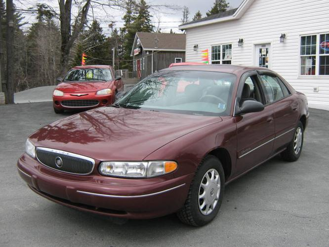 2001 buick century custom in house financing for sale in. Black Bedroom Furniture Sets. Home Design Ideas