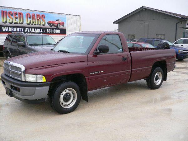 2001 Dodge Ram - $5500