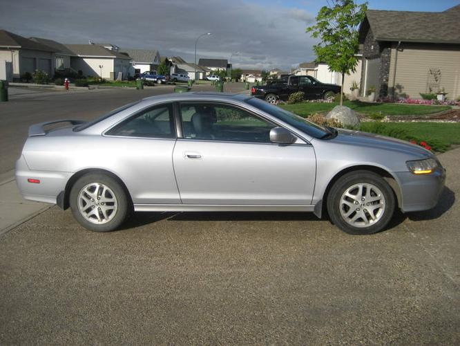 2001 Honda Accord Coup 233 Related Infomation Specifications border=