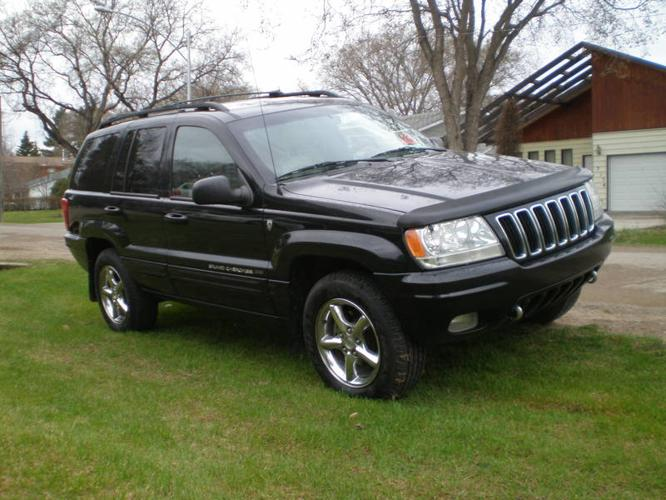 2001 jeep grand cherokee for sale in saskatoon. Black Bedroom Furniture Sets. Home Design Ideas