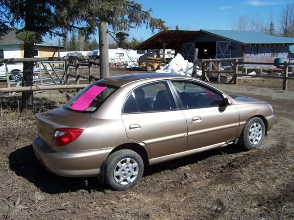 2001 KIA RIO - CAD1200