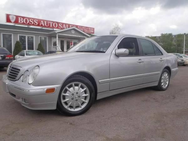 2001 Mercedes-Benz E-Class 3.2L - $5998