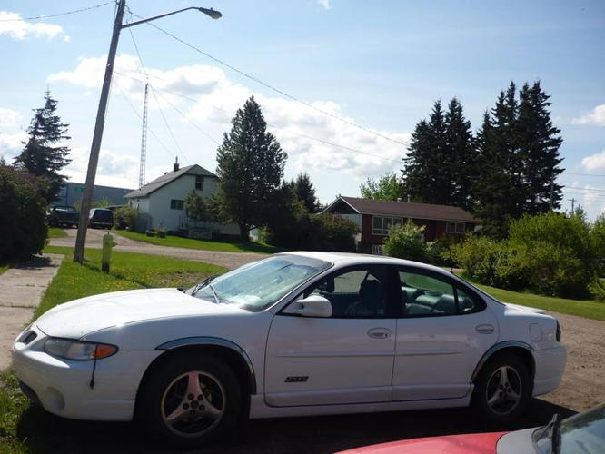 2001 Pontiac Grand Prix GTP Supercharged
