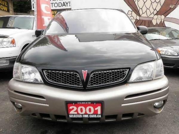 2001 Pontiac Montana - $3995