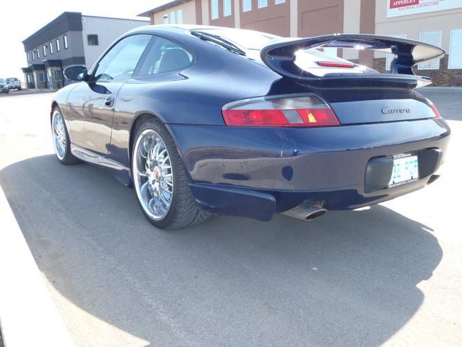 2001 Porsche 911 aero Coupe