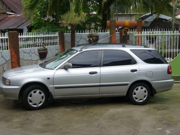 2001 suzuki esteem wagon *does not start* - $500