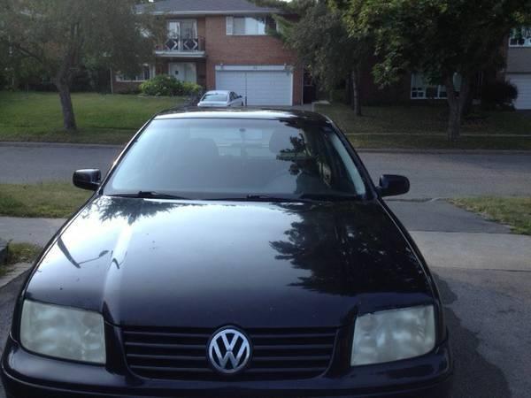 2001 VW JETTA 1.8T WOLFSBURG - $3200