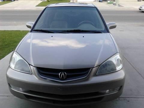 2002 Acura EL Premium for $6,600