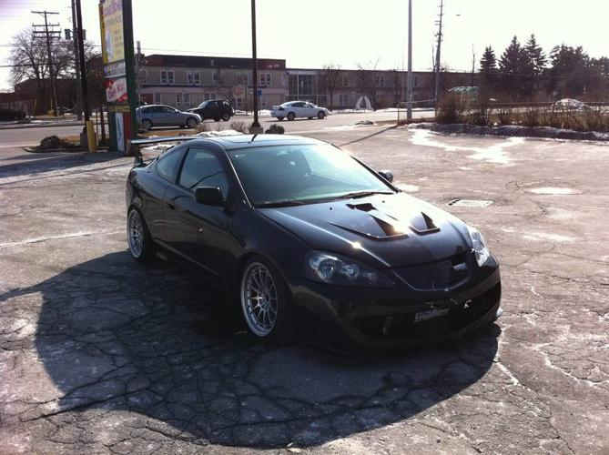 2002 acura rsx type s 2005 2006 conversion new motor. Black Bedroom Furniture Sets. Home Design Ideas