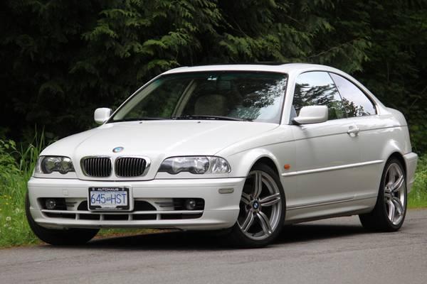 2002 BMW 325Ci - $9500