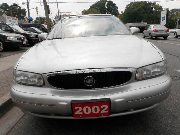 2002 Buick Century - $1995