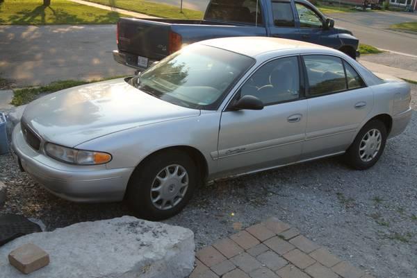 2002 Buick Century Custom - $850
