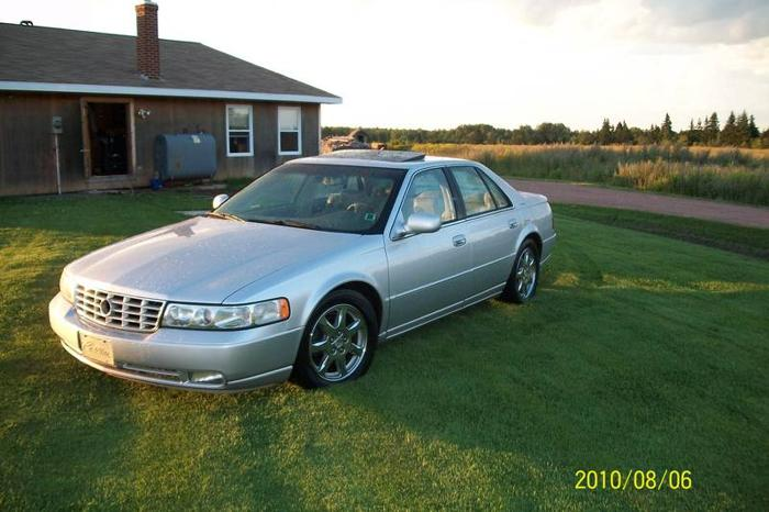 2002 cadillac seville sts sedan for sale in bloomfield station prince edward island all cars. Black Bedroom Furniture Sets. Home Design Ideas