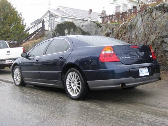 2002 chrysler 300 series 300m special sedan for sale in kirkland lake ontario all cars in. Black Bedroom Furniture Sets. Home Design Ideas