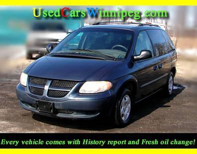 2002 Dodge Caravan - Safetied - $3500