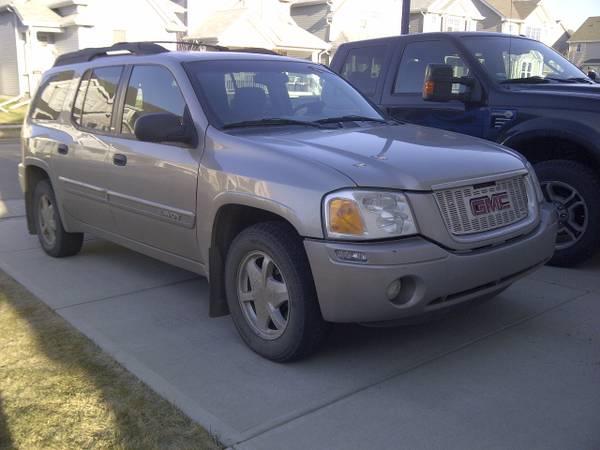 2002 GMC ENVOY - $6200
