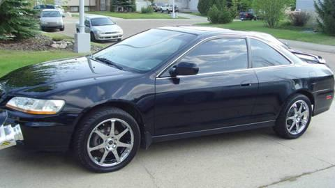 2002 Honda Accord SE coupe for $6,700