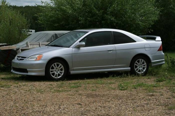 2002 honda civic si veloz coupe for sale in ponoka. Black Bedroom Furniture Sets. Home Design Ideas