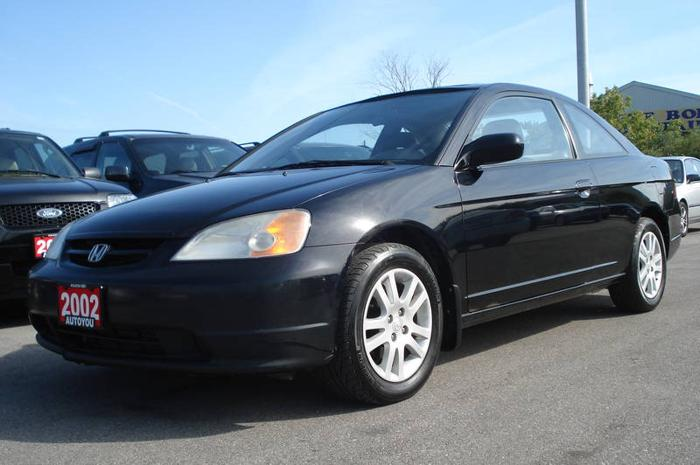 2002 honda civic si v tech clean 1 coupe for sale. Black Bedroom Furniture Sets. Home Design Ideas