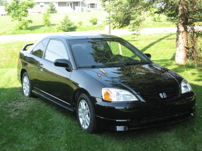 2002 honda civic si veloz coupe for sale in stratford. Black Bedroom Furniture Sets. Home Design Ideas
