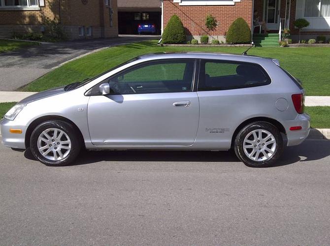 Honda canada inc honda urban suv concept and 2014 accord for 2002 honda civic hatchback