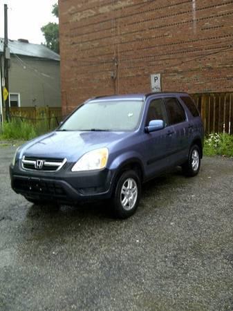 2002 Honda CR-V SUV - $5795