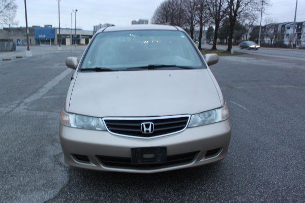 2002 Honda Odyssey Ex L Certified 5995 For