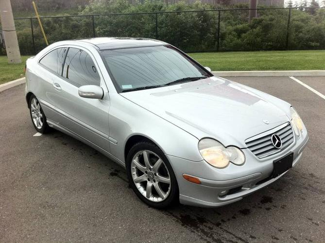 2002 mercedes benz c class c230 kompressor hatchback for
