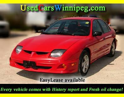 2002 Pontiac Sunfire - Safetied - $2450