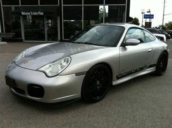 2002 PORSCHE 911 CARRERA C4S - ULTRA SPORT PKG - CLEAN CAR-PROOF - $32750