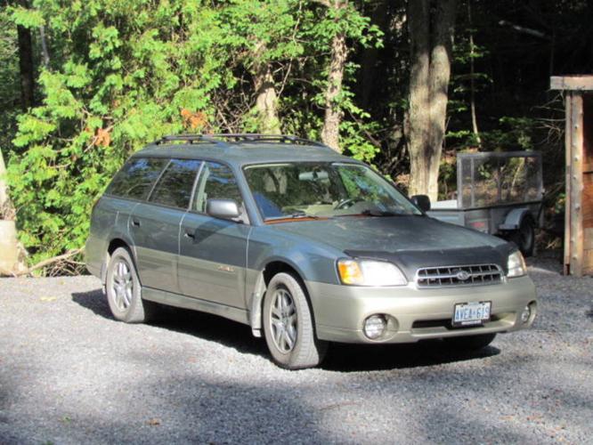 2002 Subaru Outback SUV