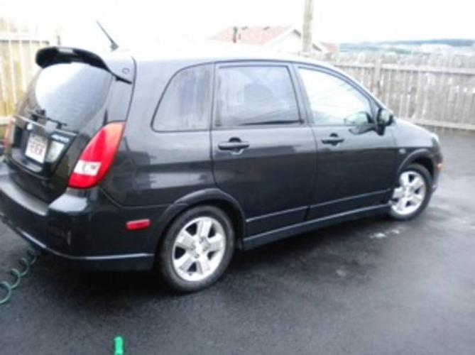 Suzuki Aerio Sx Manual