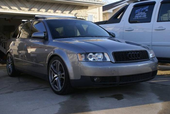 2003 Audi A4 Avant Wagon For Sale In Edmonton Alberta