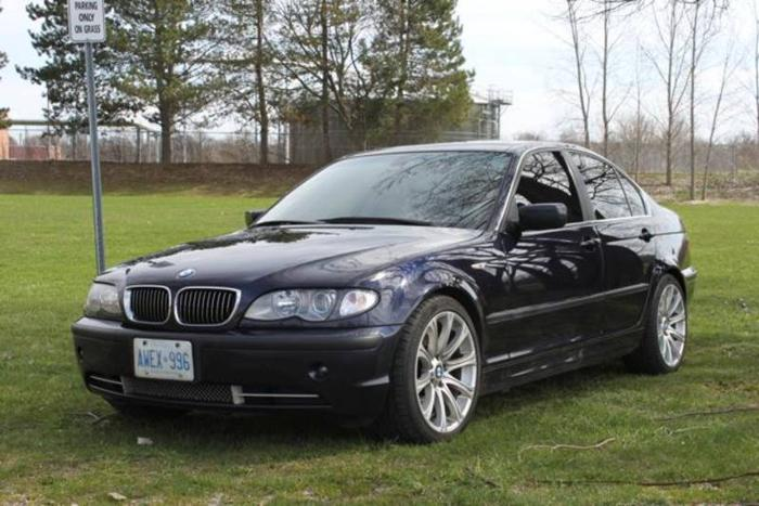 2003 bmw 330i m sport package for sale in london ontario all cars in. Black Bedroom Furniture Sets. Home Design Ideas