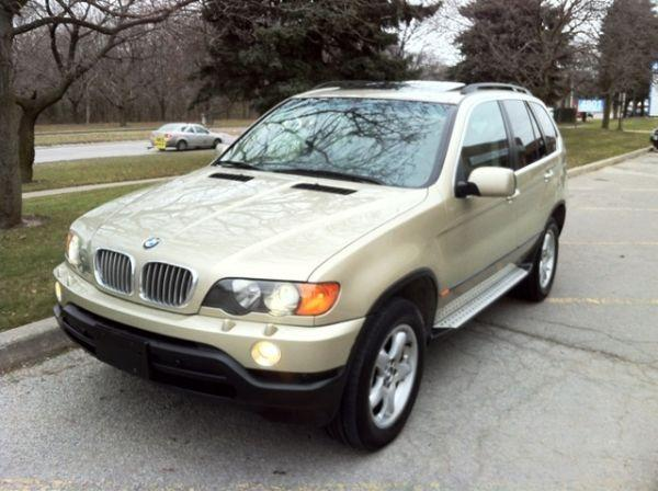 *** 2003 BMW X5 4.4I - 1 Owner - 110.000 KM - $12990